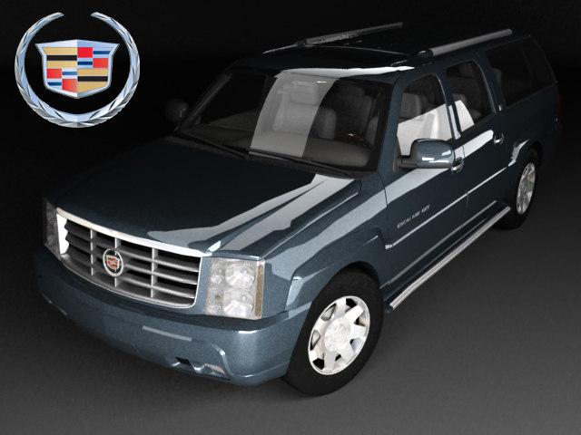 Cadillac Escalade ESV Mk2