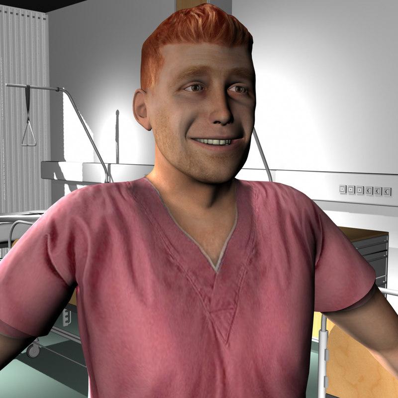 Medical Staff Male 11