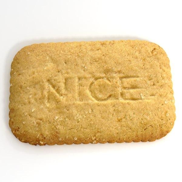 Nice Biscuit 3D Models