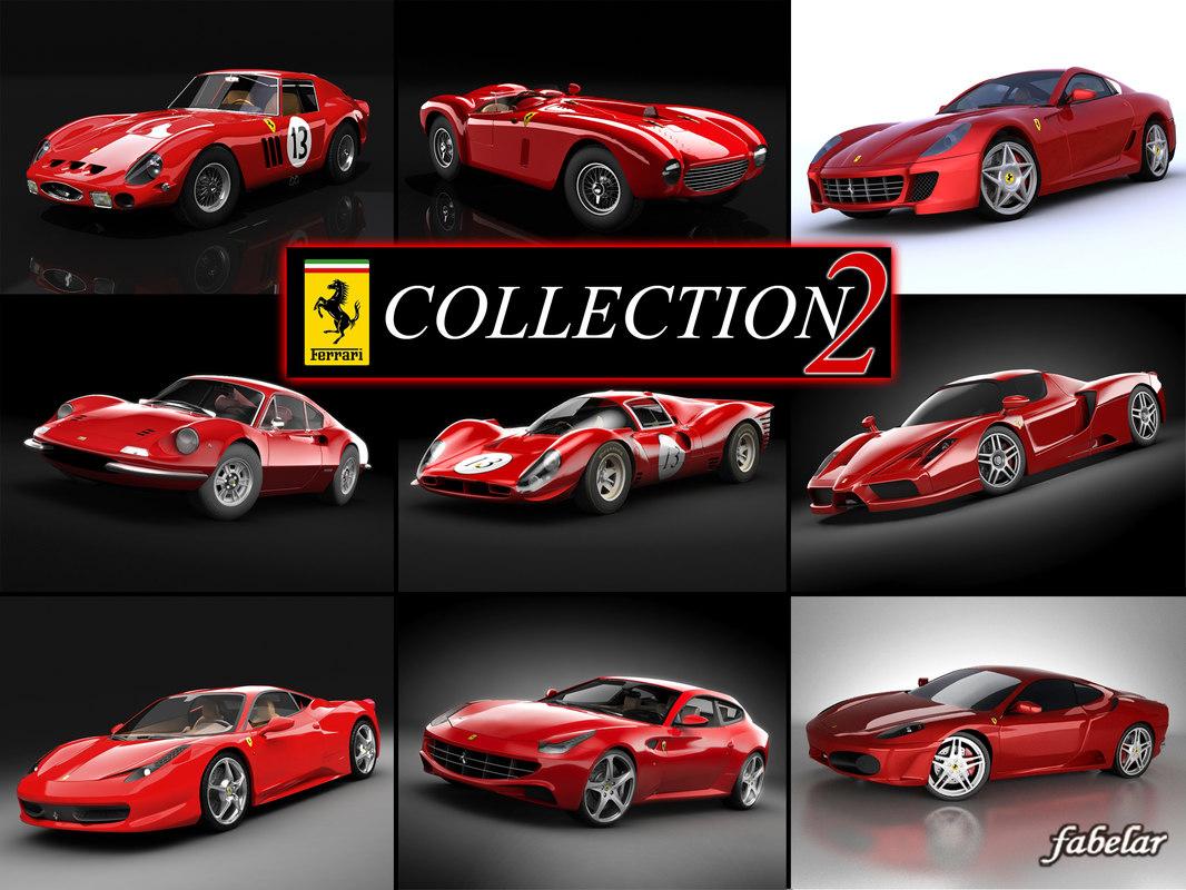 Ferrari collection 2