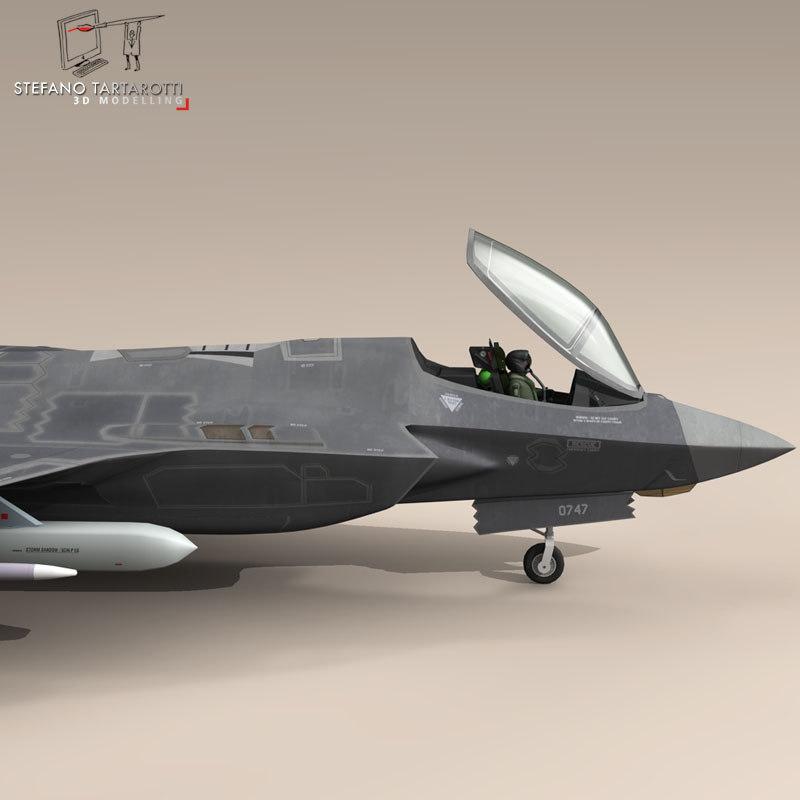 F35A - Israeli Air Force