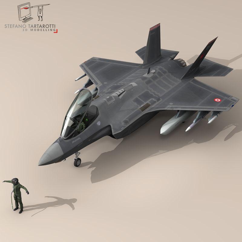 F35A - Turkey Air Force
