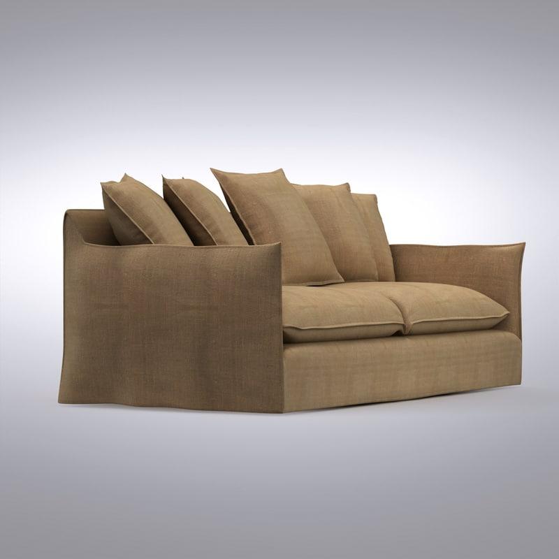 Crate and Barrel - Oasis Sofa