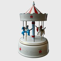 merry go round 3D models