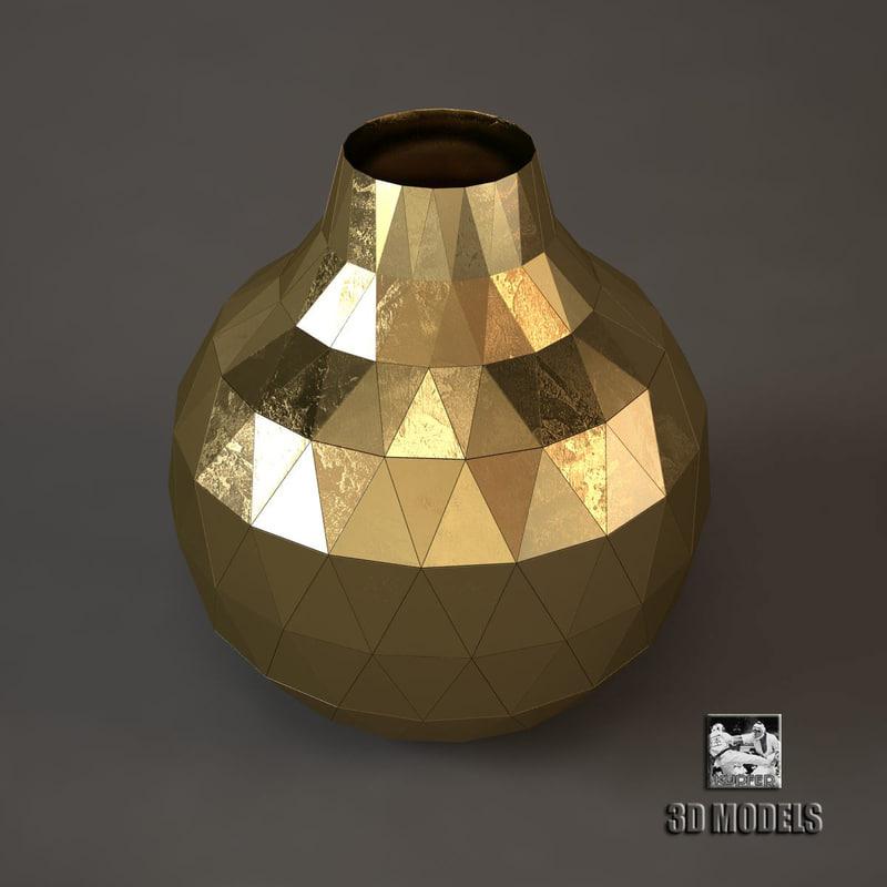 Visionnaire Nibelung Vase