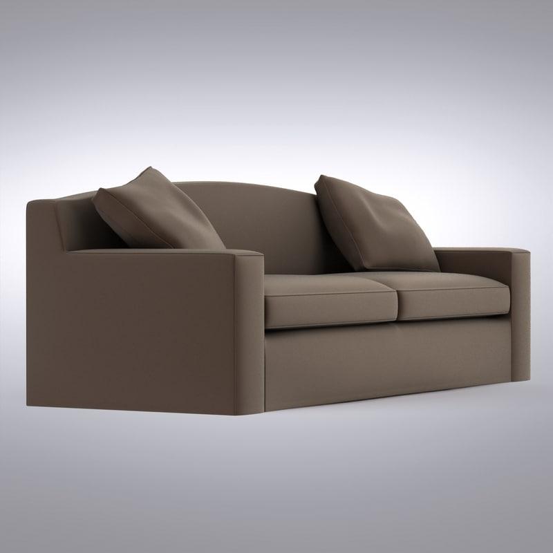 Crate and Barrel - Aris Grand Sofa