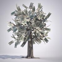 money tree 3D models