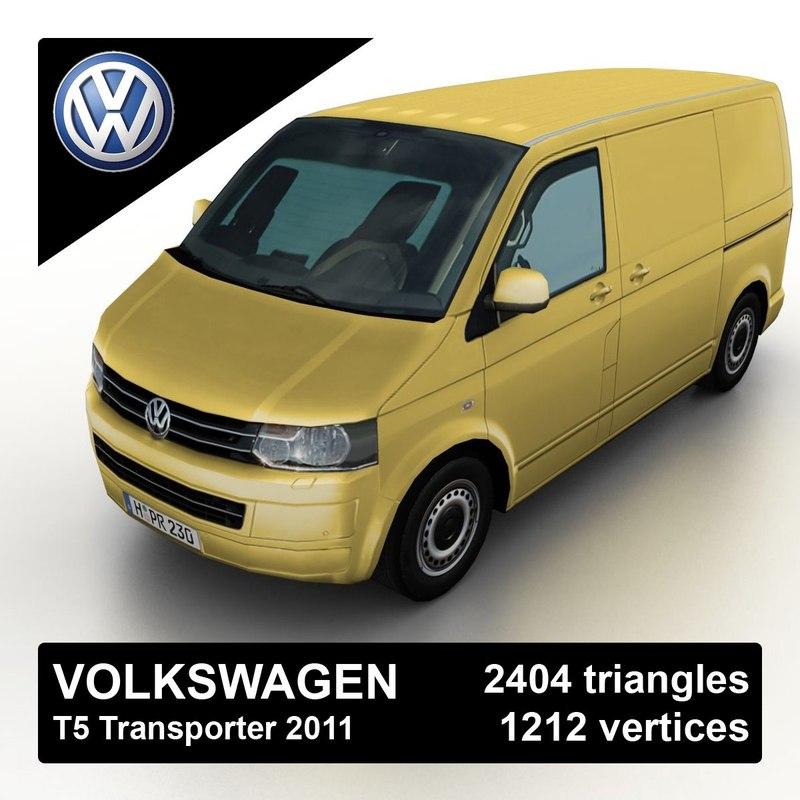 Volkswagen T5 Transporter 2011