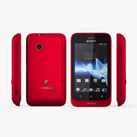 Sony Xperia Tipo 3D models