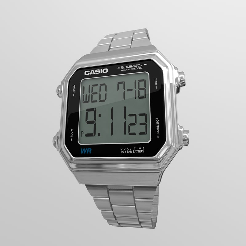 Casiowatch