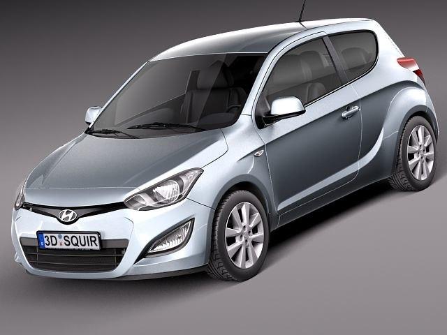 Hyundai I20 3door 2013