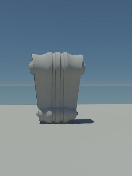 keystone 3D Models