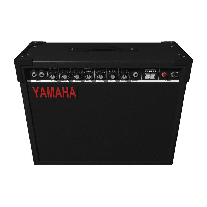 Electronics-Guitar-Amp-Yamaha-VX55-002.jpg