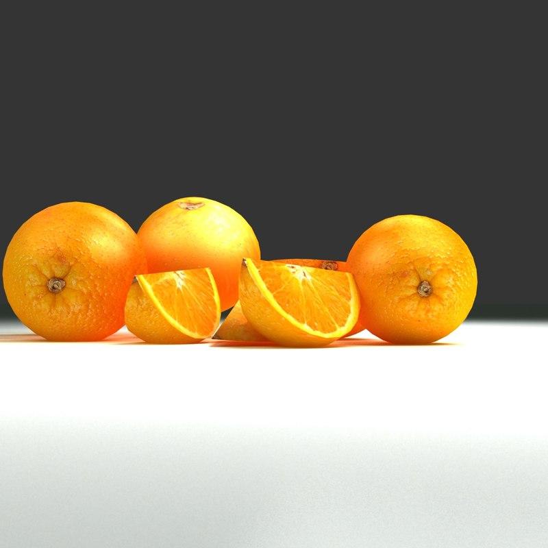 Orange Naranja