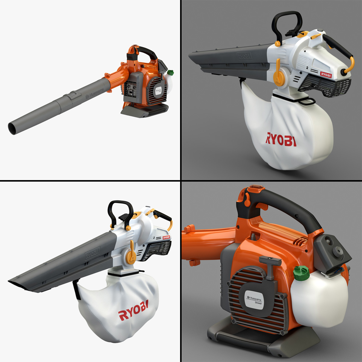 Leaf Blowers Collection