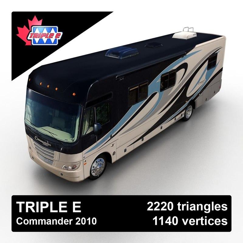 Triple E Commander 2010