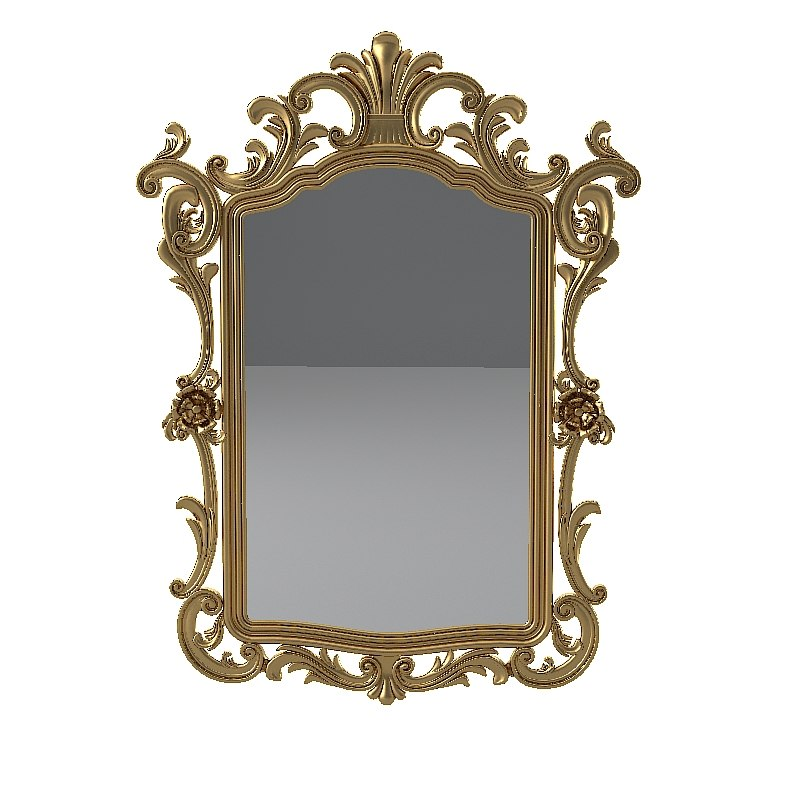 classic carved wall mirror baroque0001.jpg