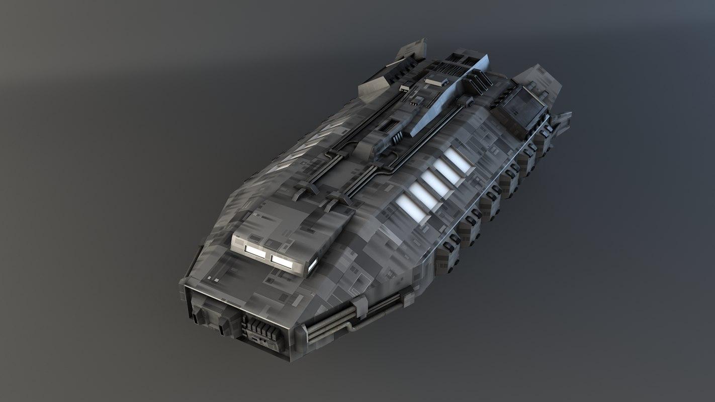 Babylon 5 Shuttle