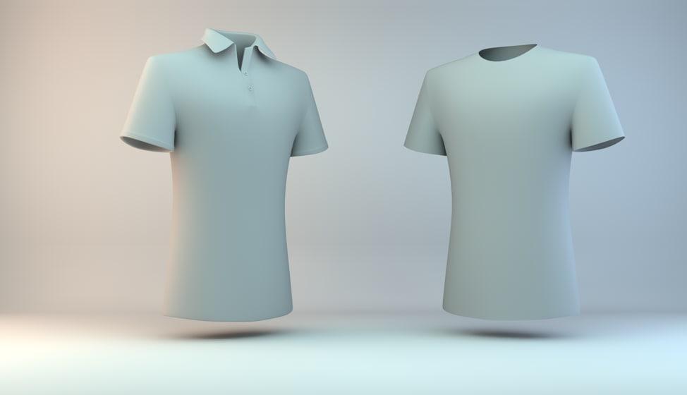 Polo Shirt / T-Shirt