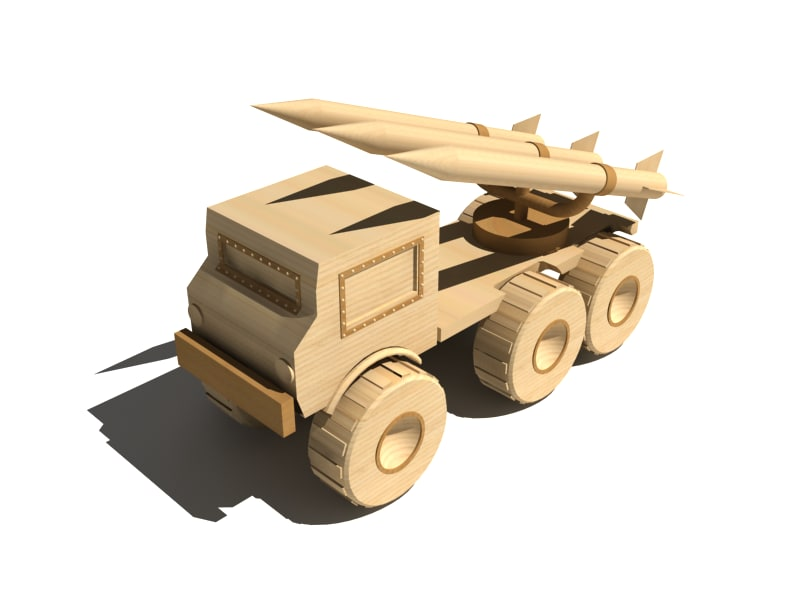 wooden military rocket launcher.bmp