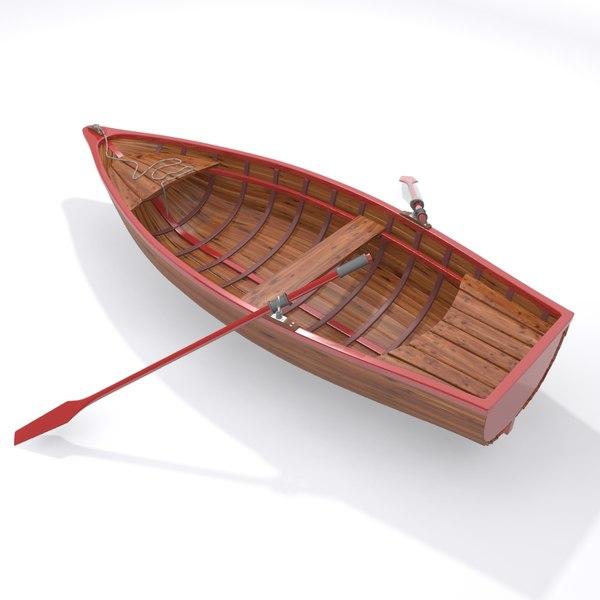 Boat 3D Models