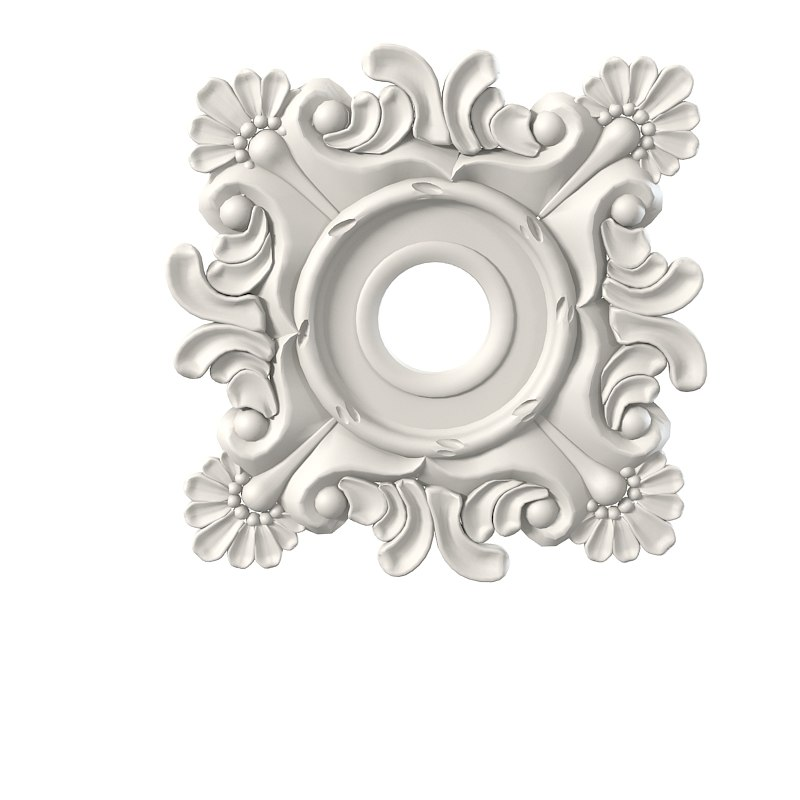Gaudi Style KR430 plaster medallion ceiling spot light decorative rosette rose classic carved 015 0001.jpg