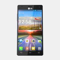LG Optimus 4X HD P880 3D models