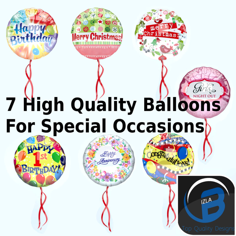 Special Occasions Balloons