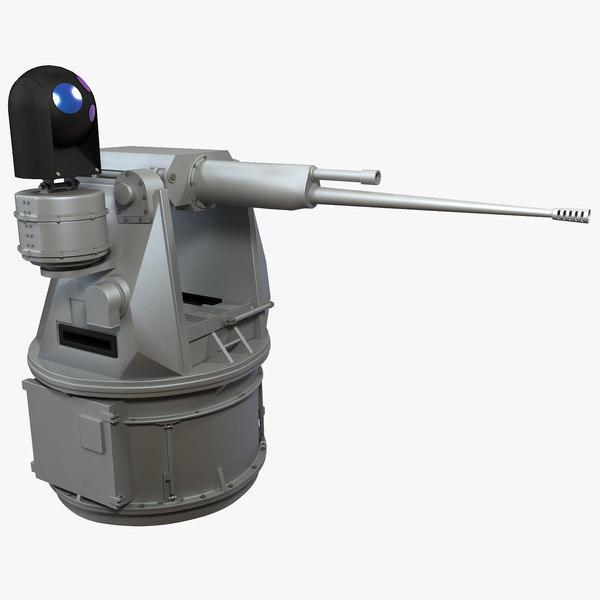 MK38 MOD 2 3D Models