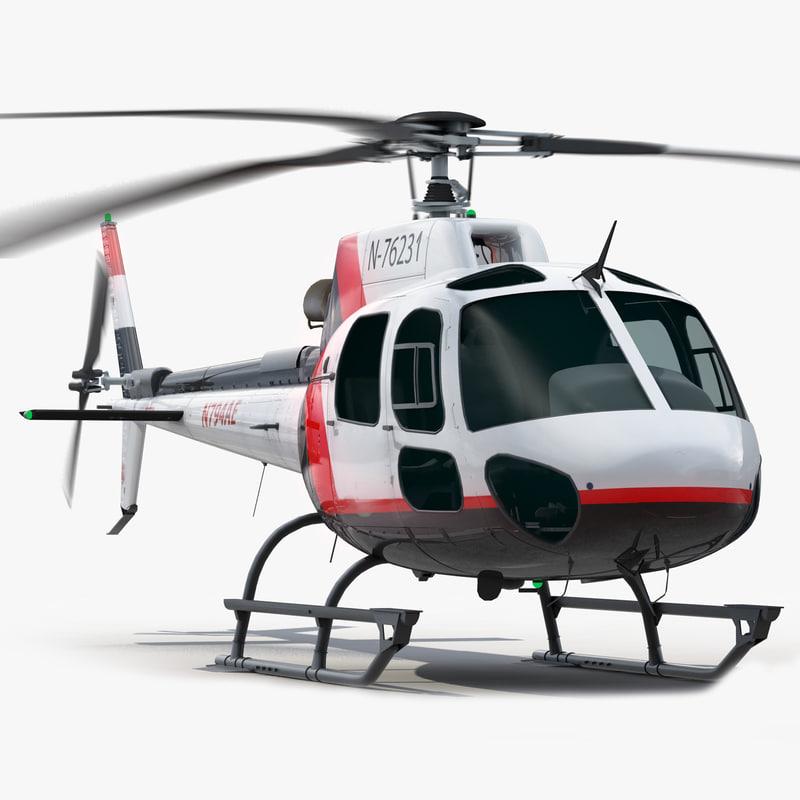 maya eurocopter 350