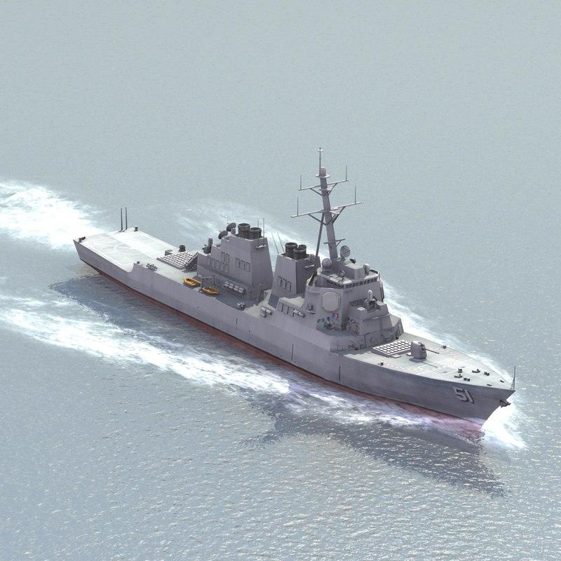 DDG51 Game Destroyer