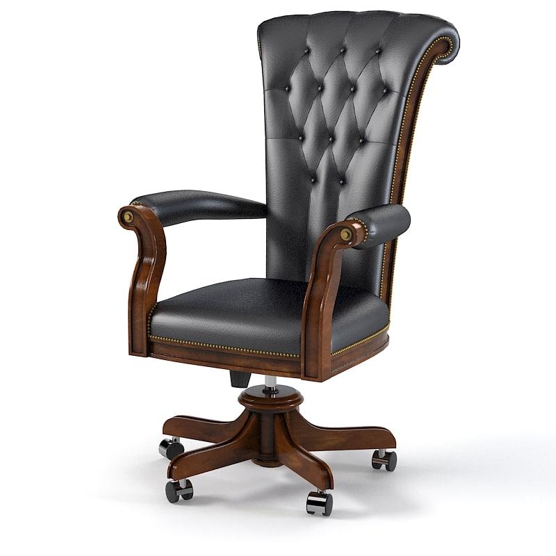 Maya armando rho 568 for Chair 3d model maya