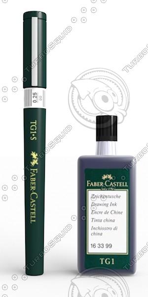 Faber Castell rapidograph