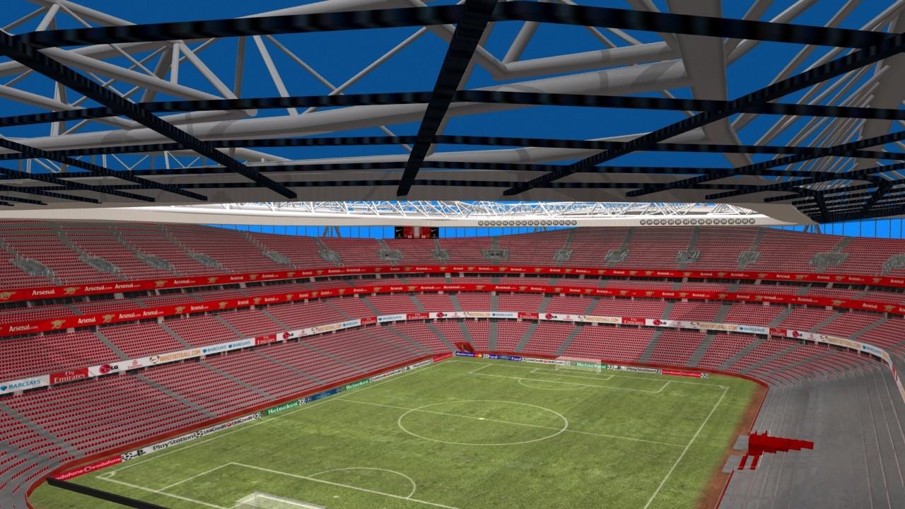 Arsenal Emirates Arena