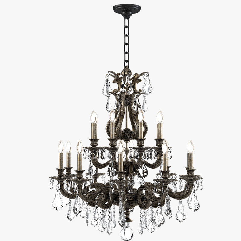 a schonbek Sophia 6959 chandelier classic crystal swarowski glass classical baroque lamp candle0002.jpg