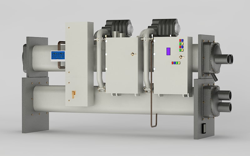 Mcquay Chillers Water Cooled Mcquay Water Cooled Chiller
