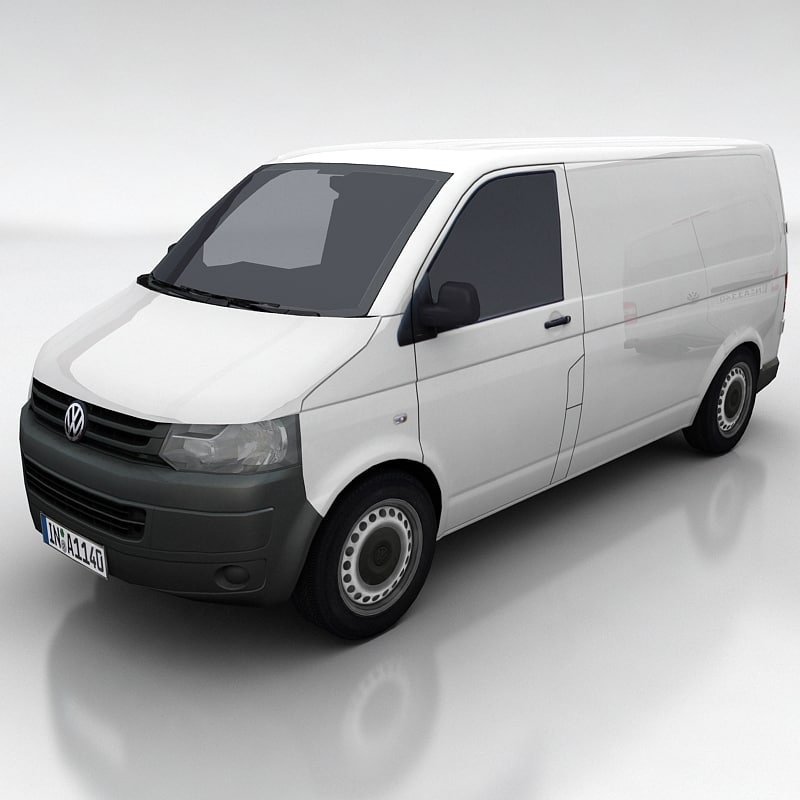 VW Transporter 5b