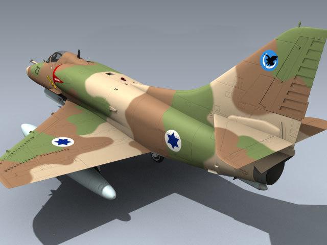 A-4H Skyhawk (Early)