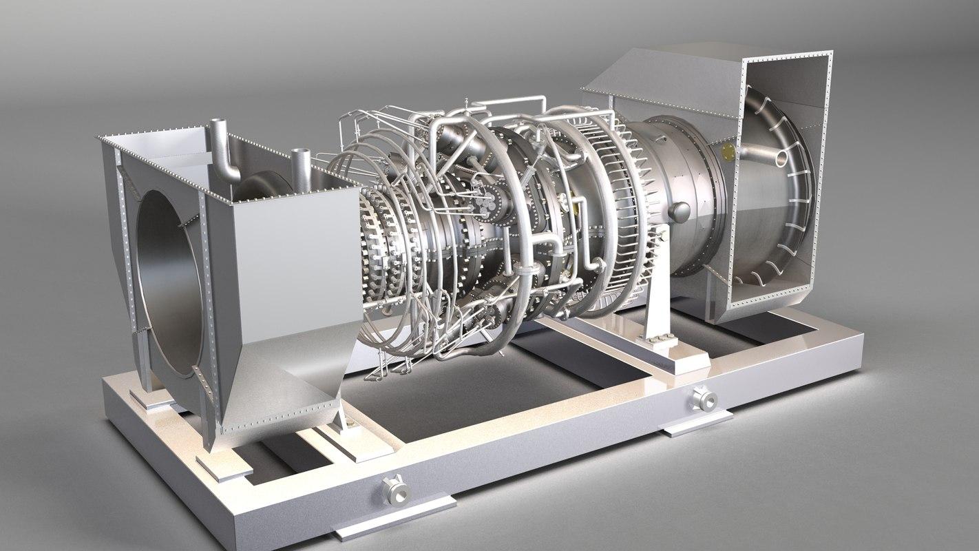 gas turbine gpa 32 ladoga