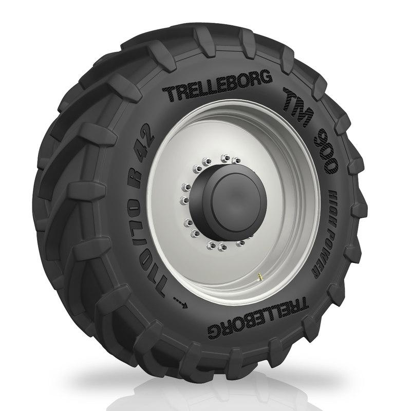 Wheel 3d Model 3d Model Tyre s