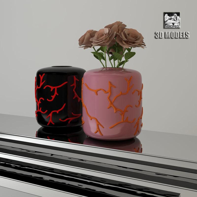 Visionnaire Vases