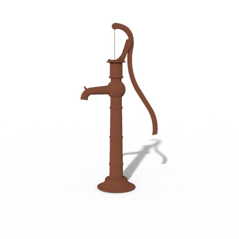 Water pump old rusty Image1.jpg