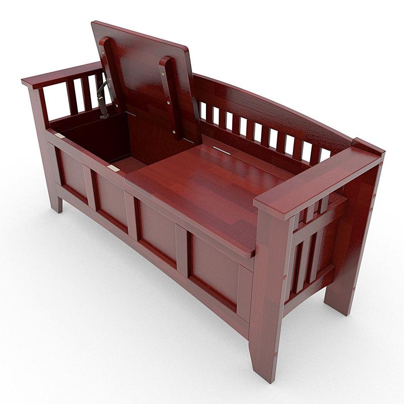 Storage Bench 01