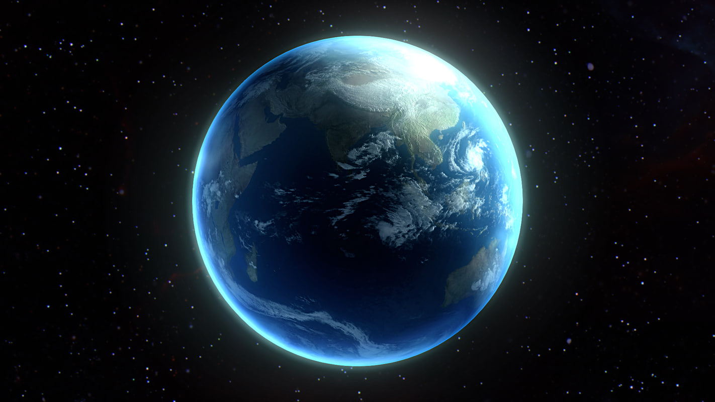 3d wallpaper colorful planets - photo #16
