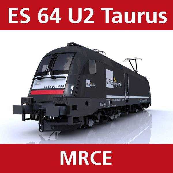 ES 64 U2 MRCE 3D Models