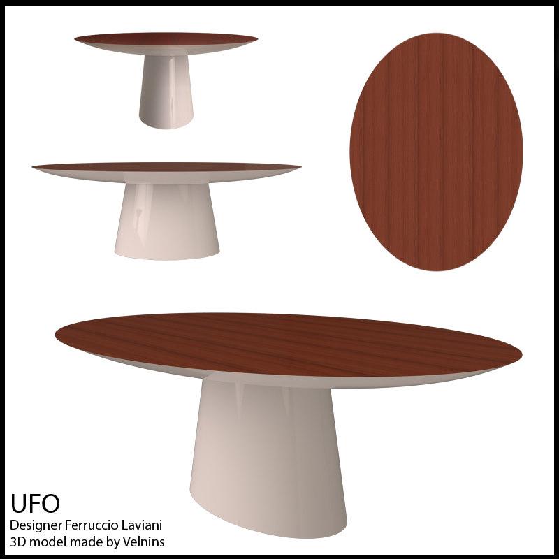 UFO Full - Design Ferruccio Laviani
