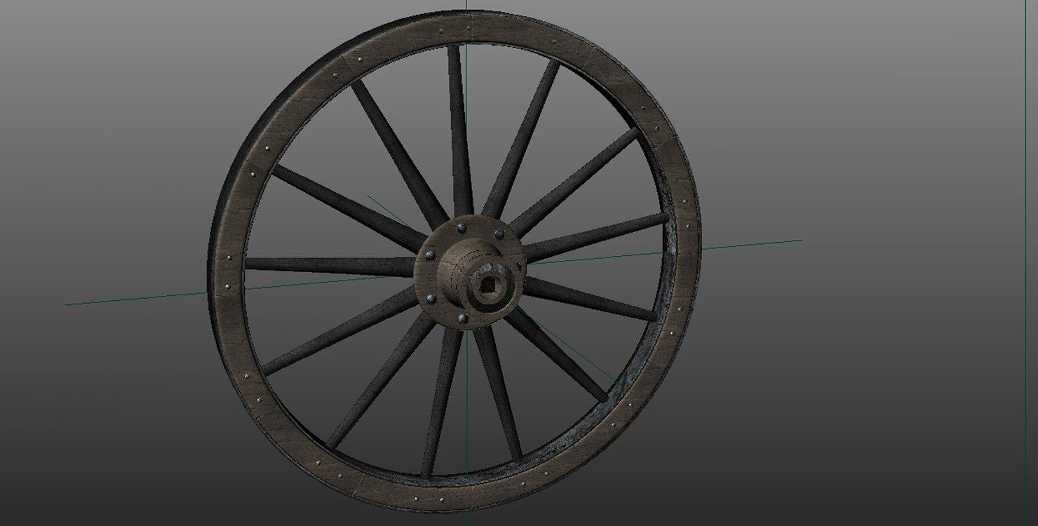 Medieval Wheel