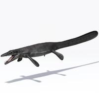 Tylosaurus 3D models