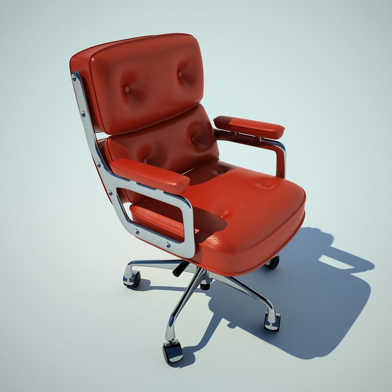 Eames charles fauteuil 3d max - Fauteuil charles eames original ...