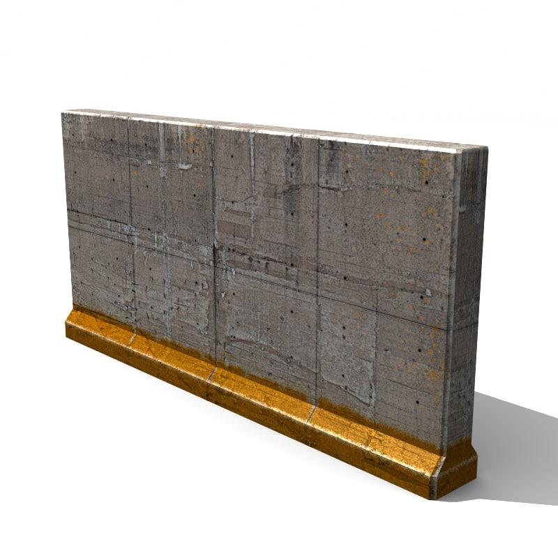 Concrete Wall Element